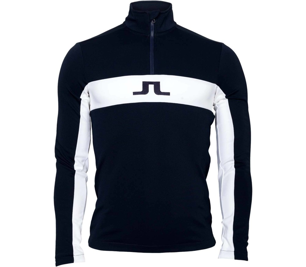 J.Lindeberg - Kimball Str Mid Field. men's jacket (blue)