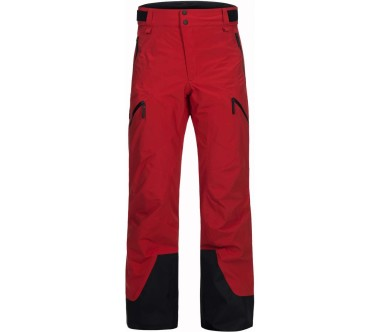 Peak Performance - Gravity men's 2-layer ski pants (red)