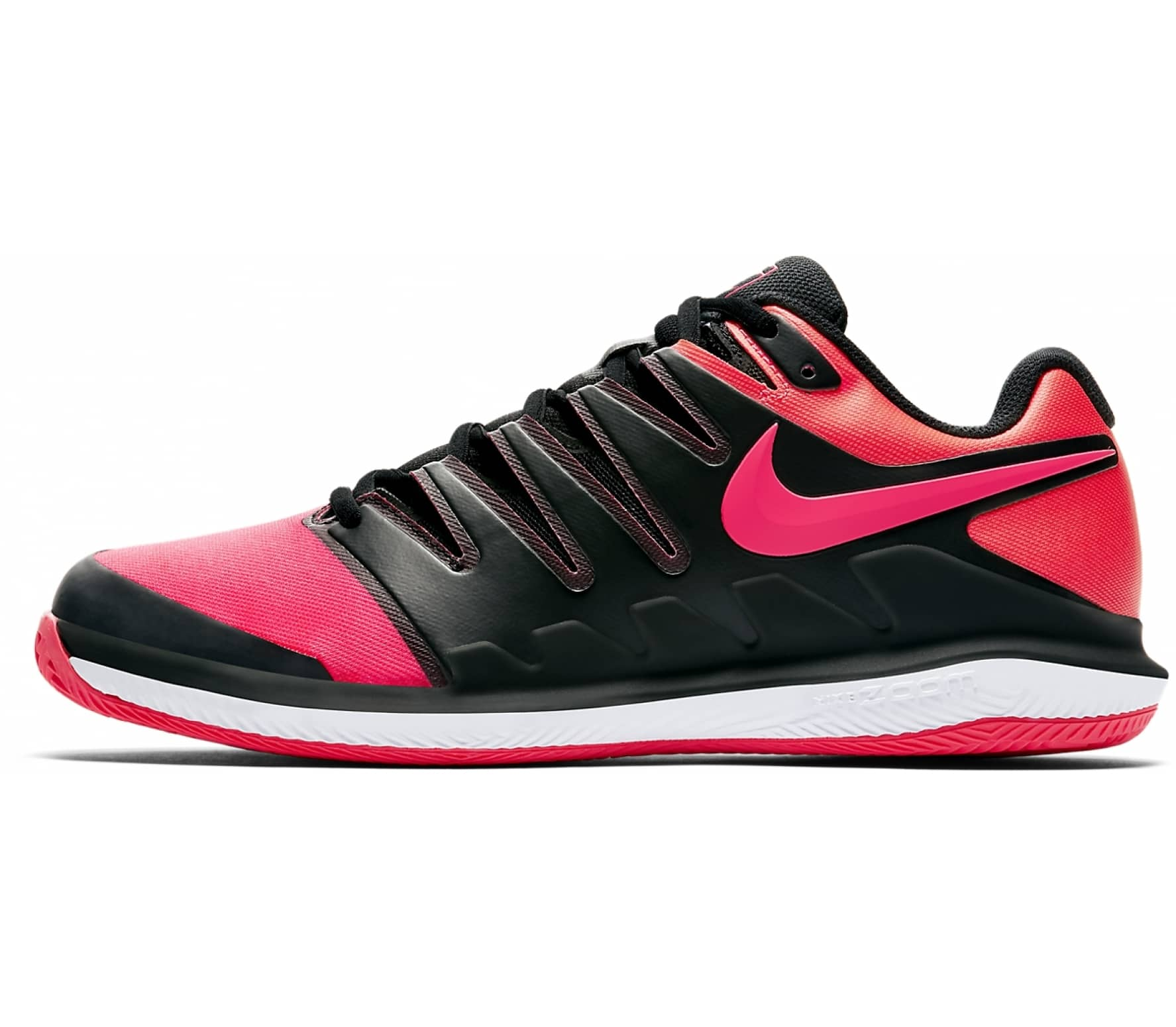Nike - Air Zoom Vapor X Clay men's tennis shoes (black ...