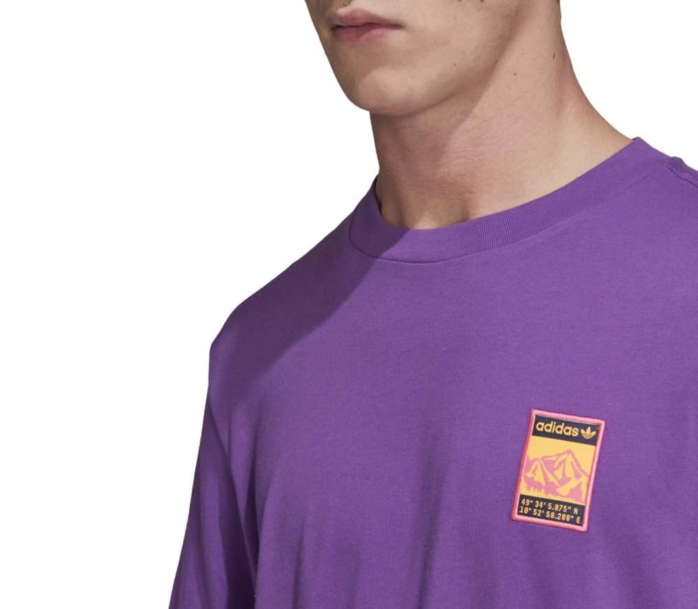 Injection Pack Graphic Unisex T-Shirt