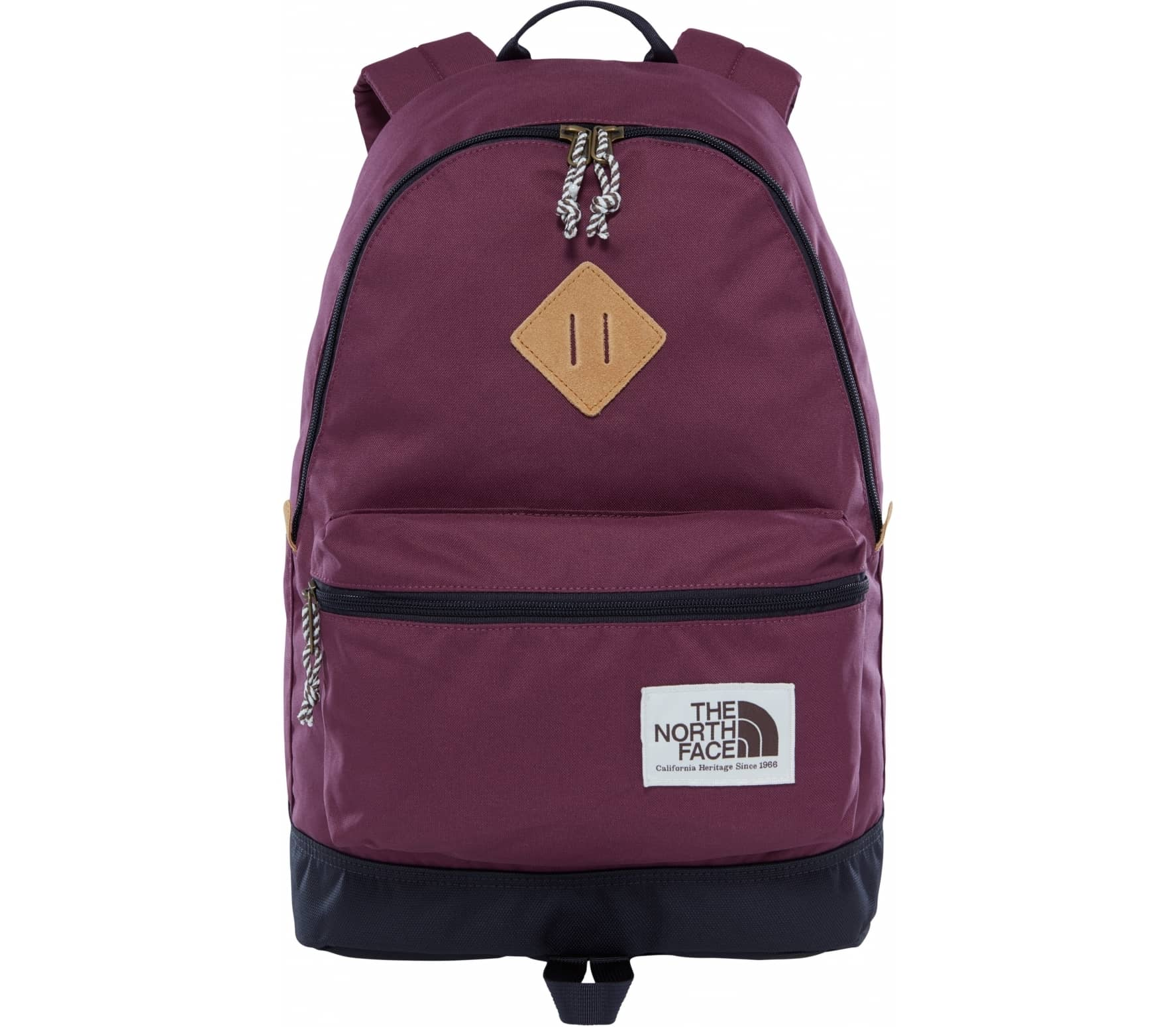 The North Face - Berkeley Daypack (lila/schwarz)