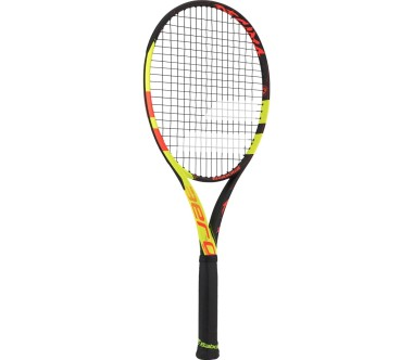 Babolat - Pure Aero Decima Lite (unstrung) tennis racket (red/yellow)