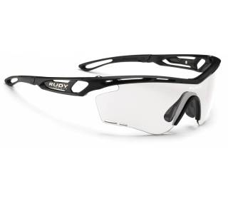 Rudy Project Tralyx ImpX Photochr 2 Bike Brille Unisex zwart