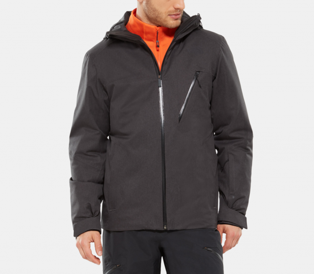 The North Face Descendit Herren silber