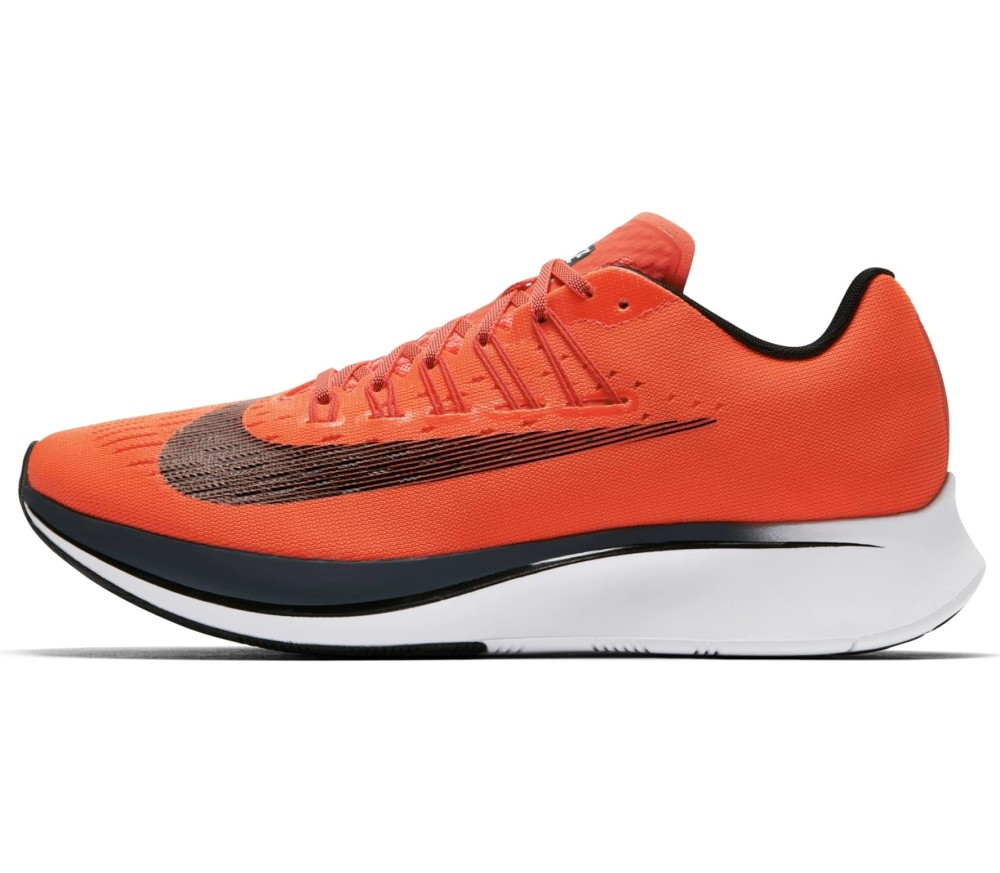 Nike - Zoom Fly men\'s running shoes (orange/dark blue)