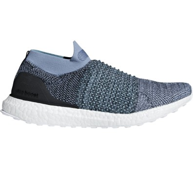 Adidas - UltraBOOST Laceless Parley men's running shoes (blue)