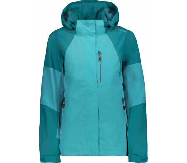 CMP ZipHood Women Outdoor Jacket - 1