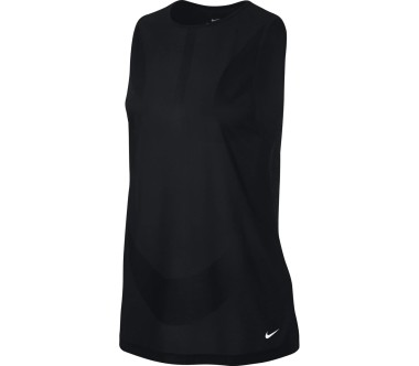 Nike - Zonal Cooling women's training top (black)