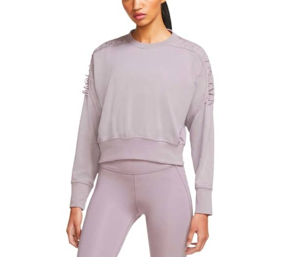 NIKE Therma Dames Trainingsweatshirt - 1