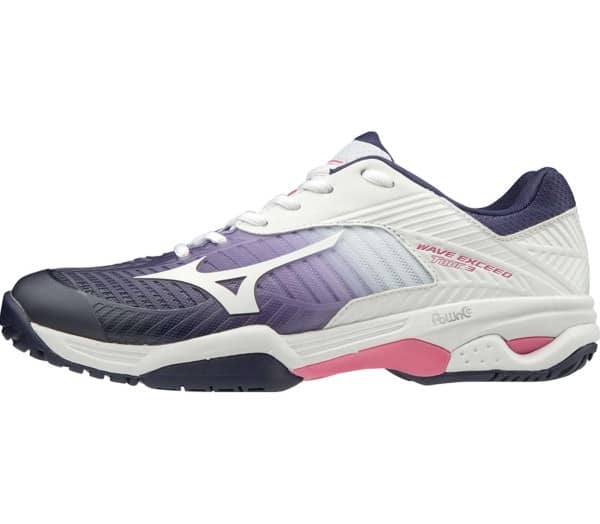 MIZUNO Wave Exceed Tour 3 Allcourt Women Tennis Shoes - 1