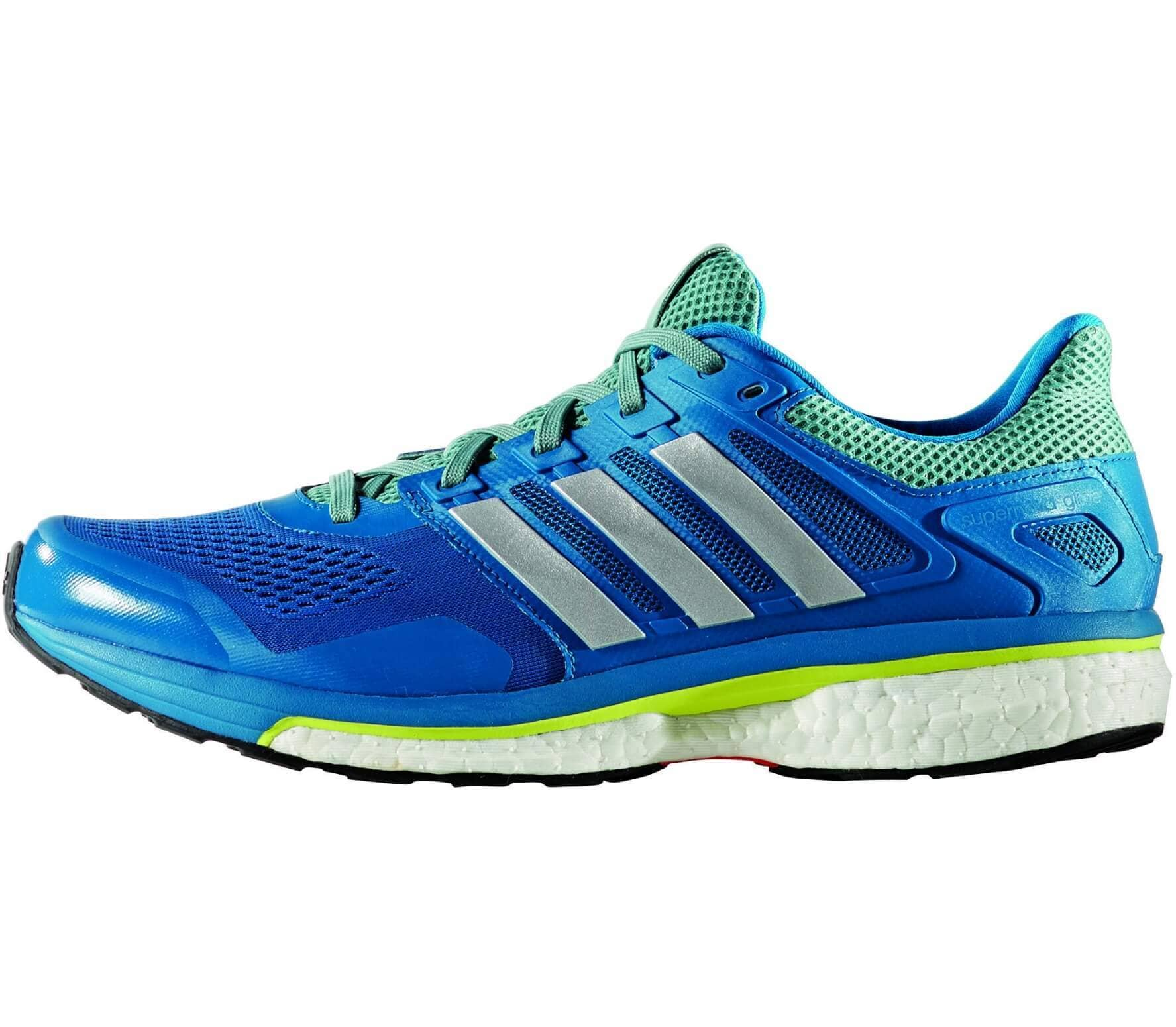 Adidas - Supernova Glide 8 men's running shoes (blue ...