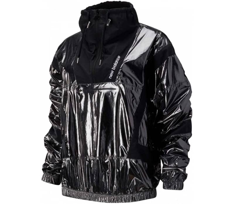 Athletics Select Metallic Dames Windbreaker