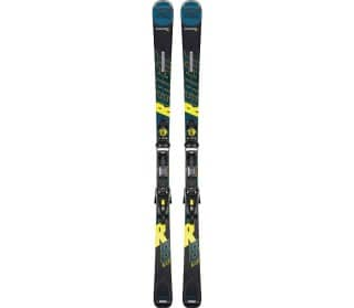 Rossignol React R8 HP inkl. NX 12 Konect GW B80 Skis with Bindings