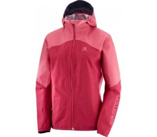 Outline Women Rain Jacket