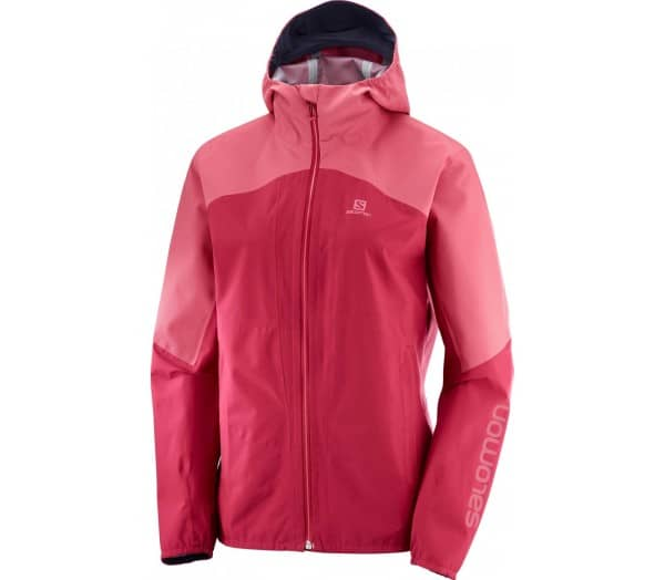 SALOMON Outline Damen Regenjacke - 1