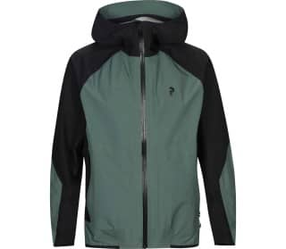 Peak Performance Pac Jacket Men Hardshell Jacket