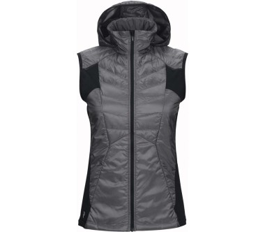 Peak Performance - Alum women's insulating jacket (grey)