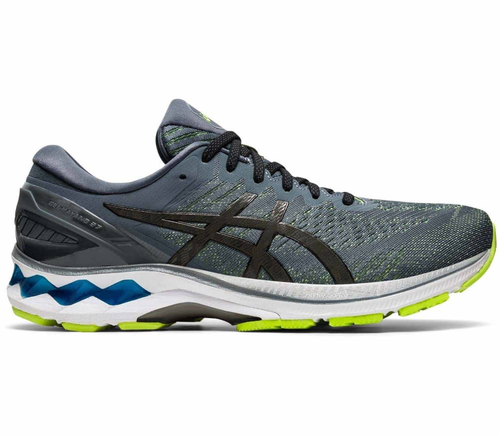 THE NEW ASICS GEL-KAYANO 27 PUT TO THE TEST - Keller Sports ...