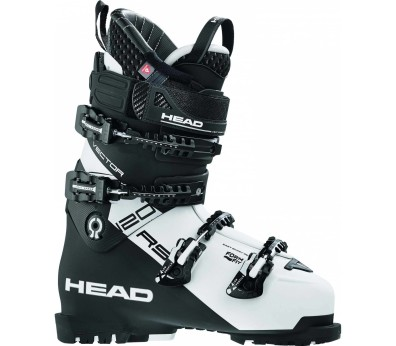 Head - Vector RS 120S men's skis boots (white/black)