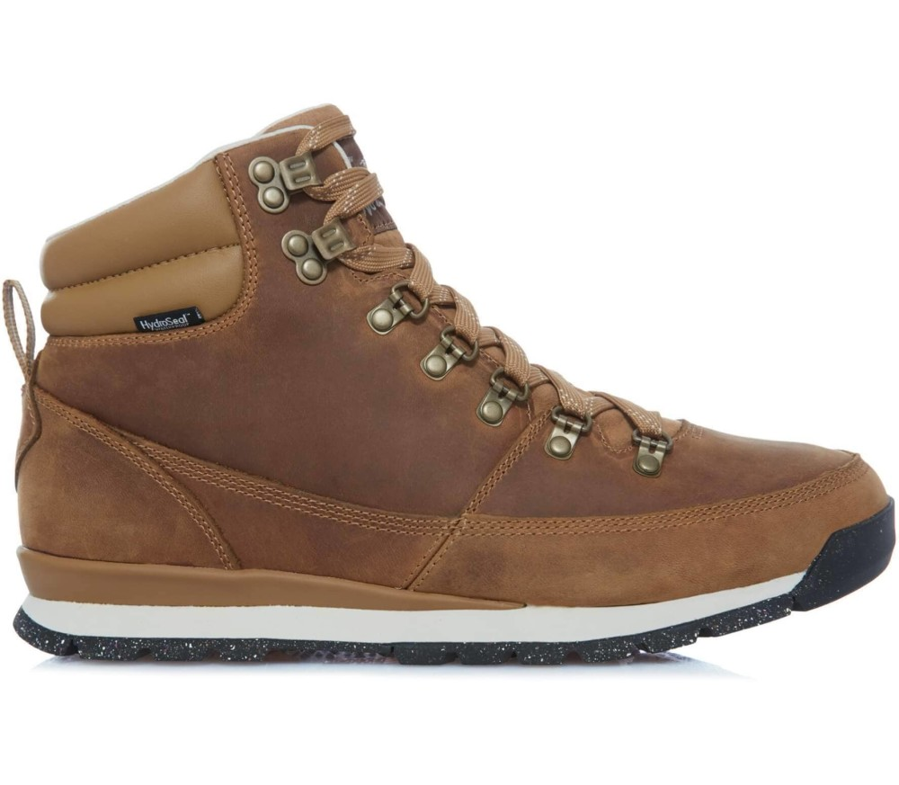 The North Face - Back To Berkeley Redux Leather men's winter shoes (brown/beige)