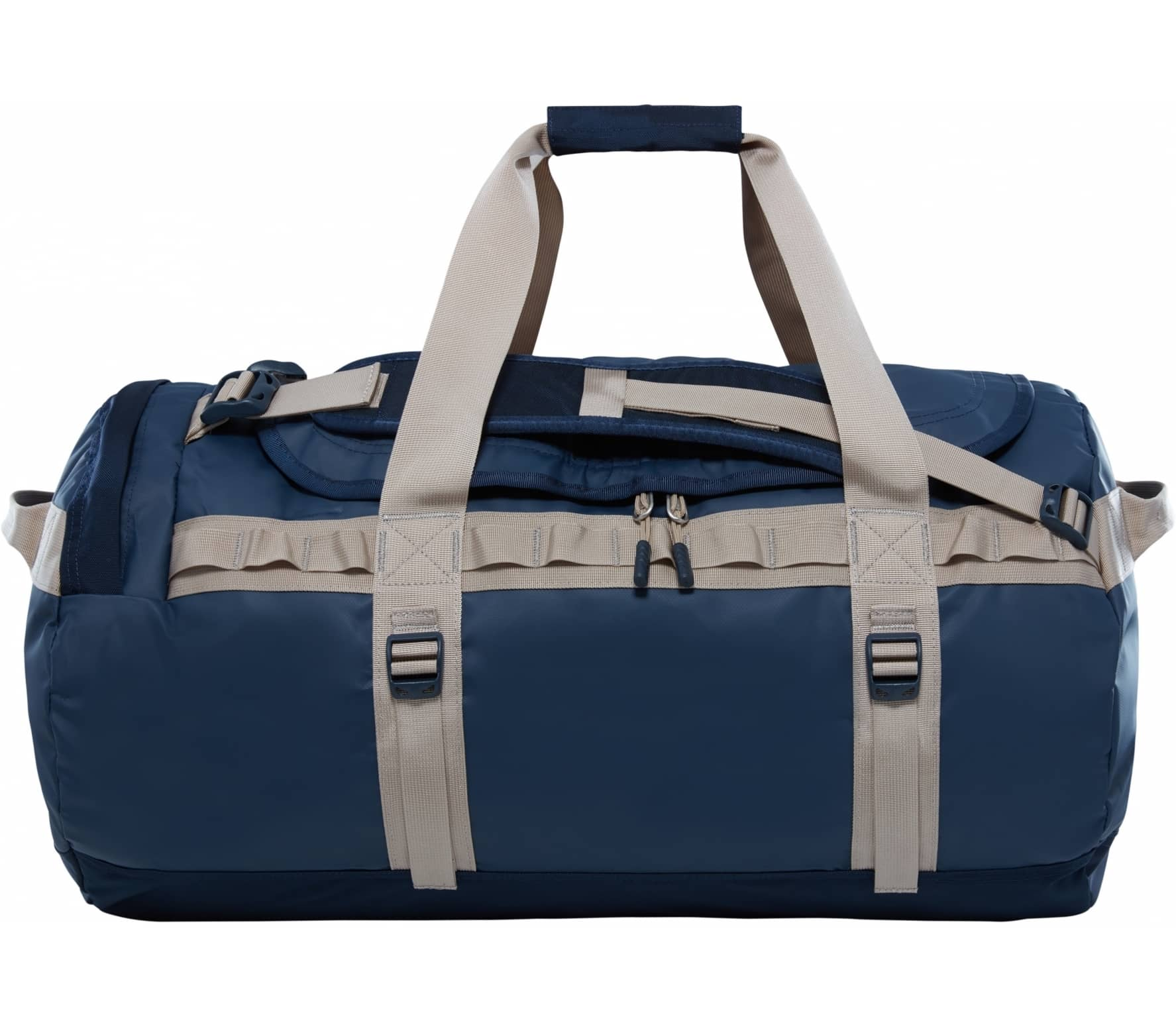 The North Face - Base Camp M duffel bag (dark blue/beige) thumbnail
