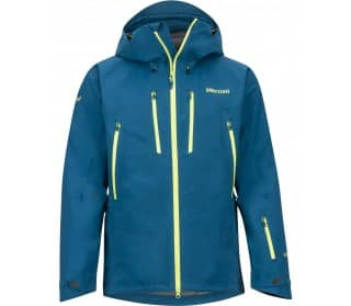 Alpinist Men Hardshell Jacket