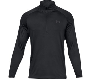 Under Armour Tech 1/2 Zip Hommes T-shirt à manches longues