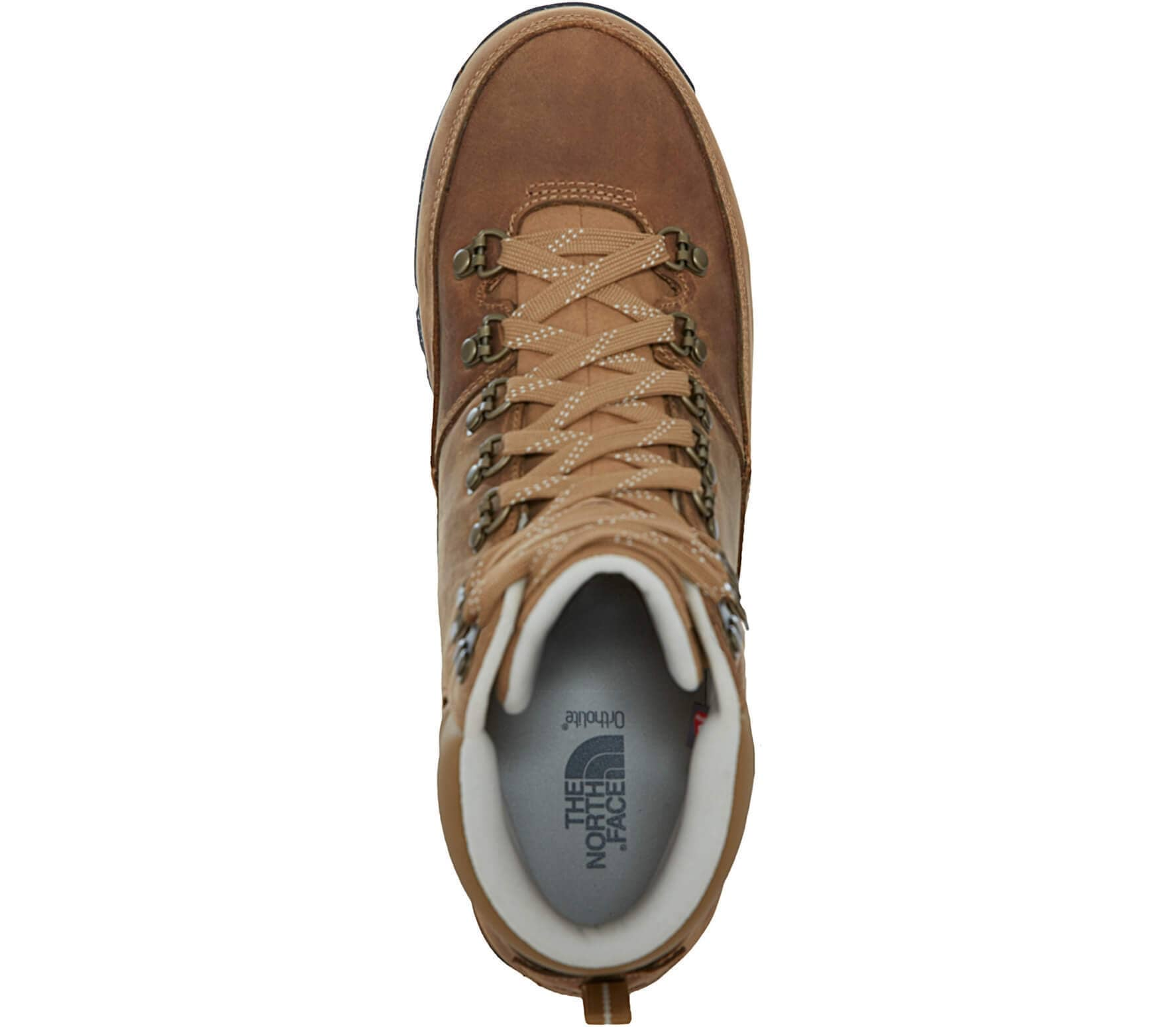 The North Face - Back To Berkeley Redux Leather chaussures d'hiver pour hommes (marron/beige)