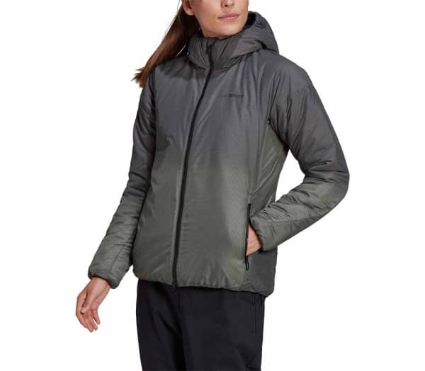 ADIDAS TERREX Windwe Damen Isolationsjacke - 1
