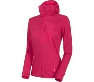 Aconcagua Light ML Women Fleece Jacket