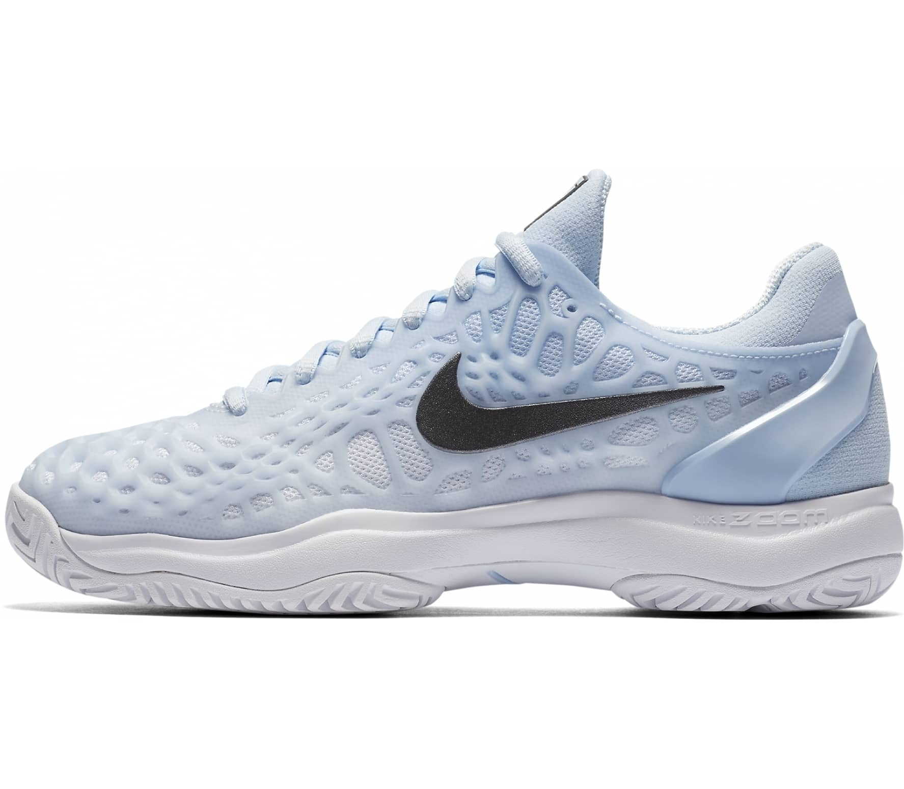 new style 0394a 1e103 Nike - Zoom Cage 3 women s tennis shoes (light blue)
