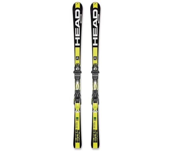 HEAD iSupershape Speed SW TFB inkl. PR 11 ABS BR.85 Unisex Skis with Bindings