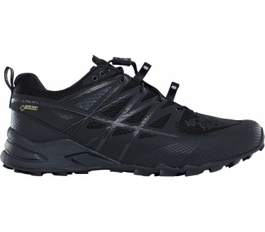 The North Face - Ultra Mt II GTX Damen Trailrunningschuh (schwarz)