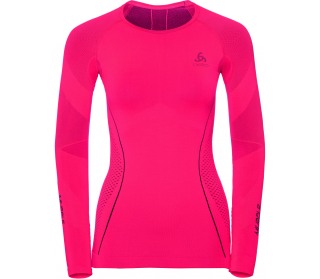 ODLO Performance Muscle Force Warm Women Running Long Sleeve