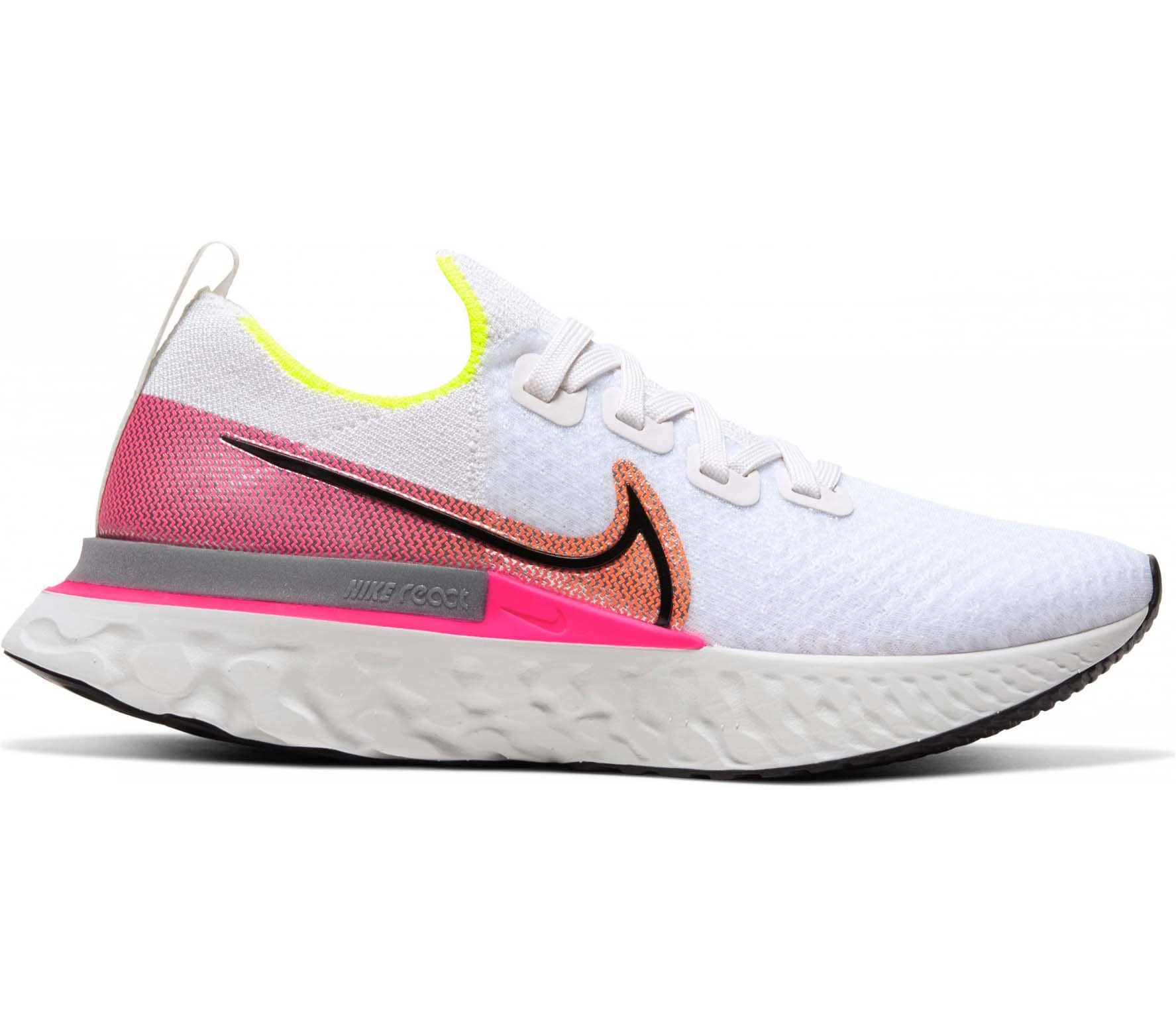 Nike React Infinity Run Flyknit Women Running Shoes (white) 159,90 €