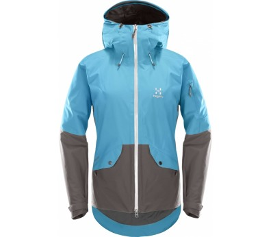 Haglöfs - Khione Insulated women's skis jacket (blue)