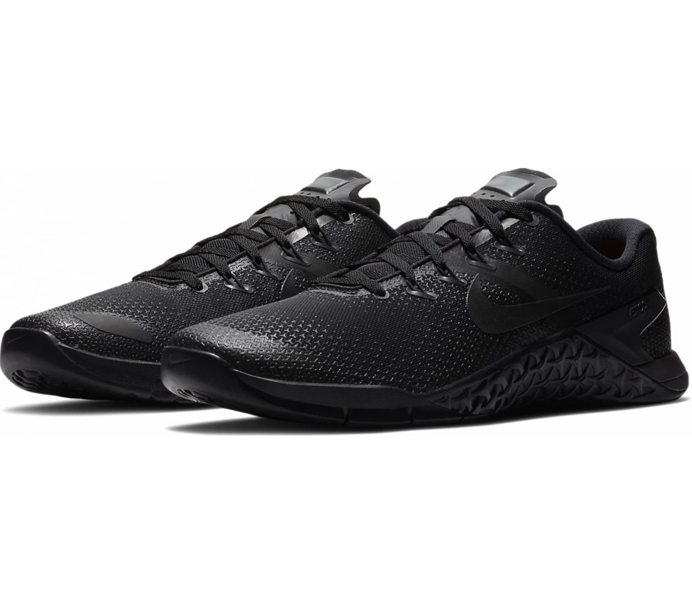 Nike - Metcon 4 Heren training Shoe (zwart)
