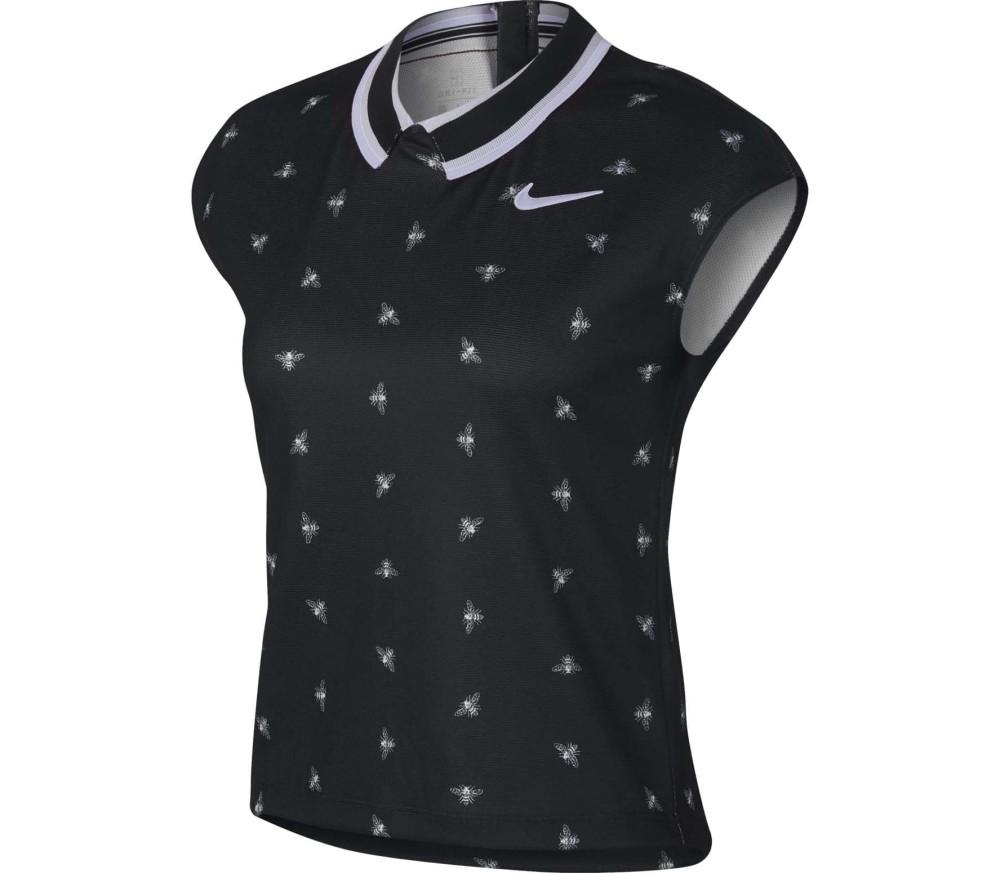 Nike Court Dri-FIT women's tennis polo top Dam