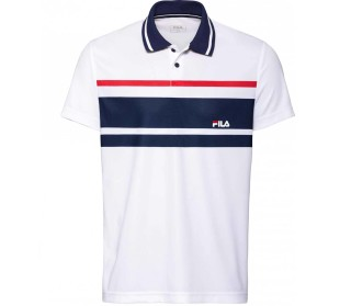 FILA Tony Men Tennis Polo Shirt