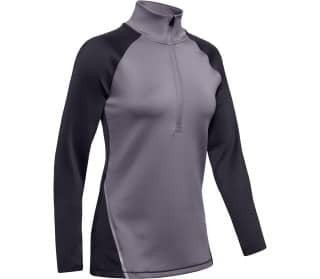 Under Armour Coldgear Femmes T-shirt à manches longues fonctionnel