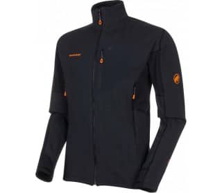Eiswand Guide ML Herren Fleecejacke