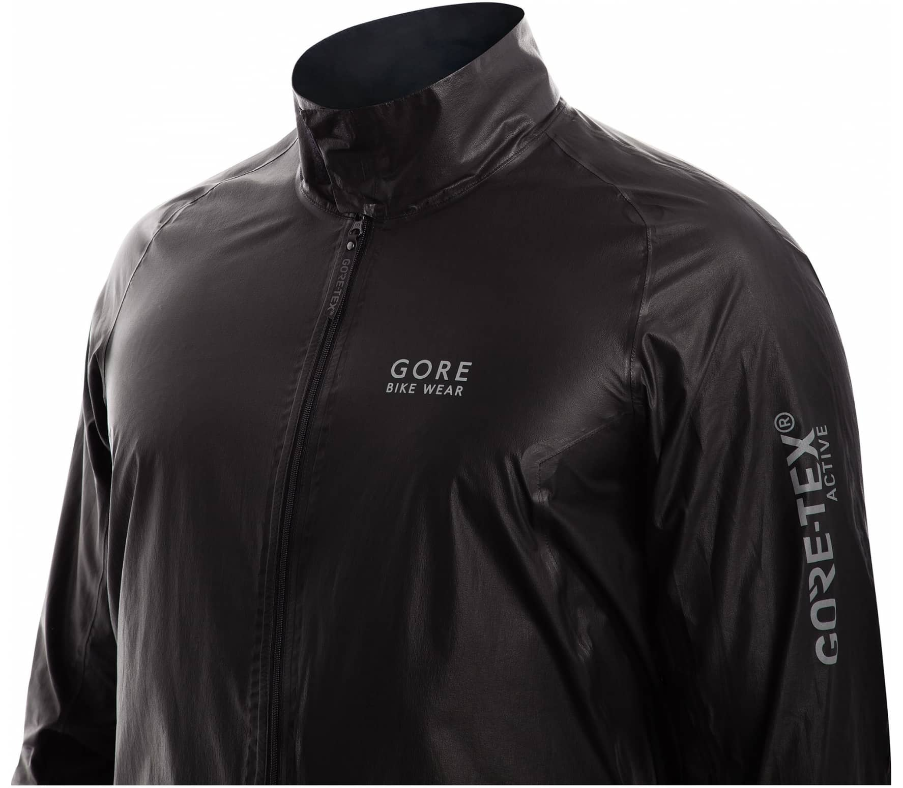 Gore Wear 174 One 1985 Shakedry Men S Cycling Jacket Black