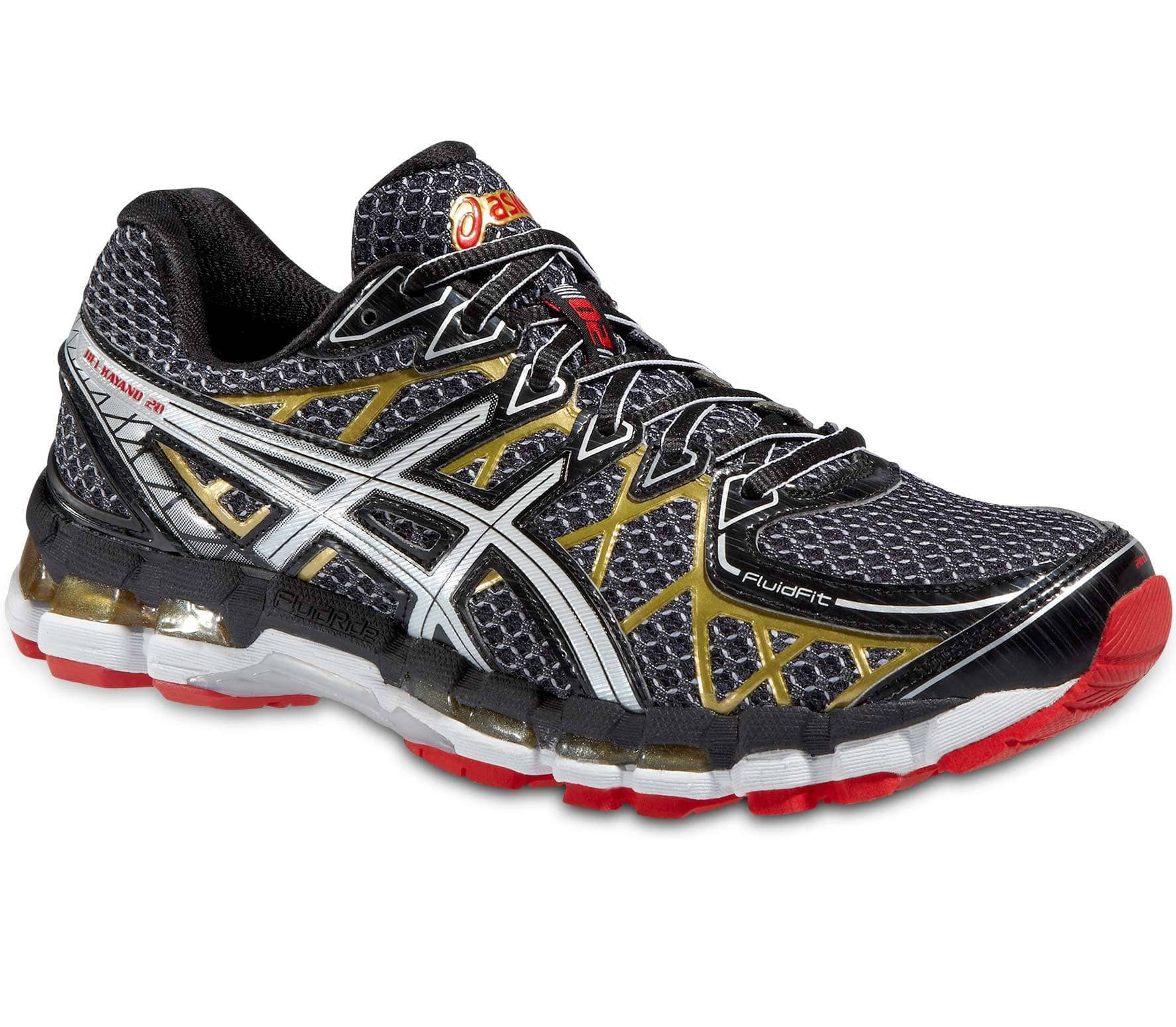 the best attitude ea182 d514d Asics - Gel-Kayano 20 men s Laufschuhe(black wei