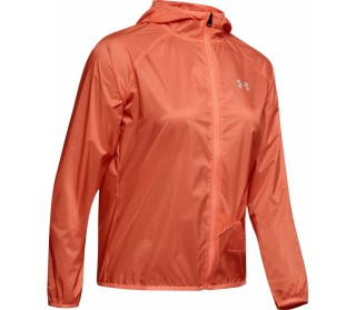 Qualifier Storm Packable Damen Laufjacke