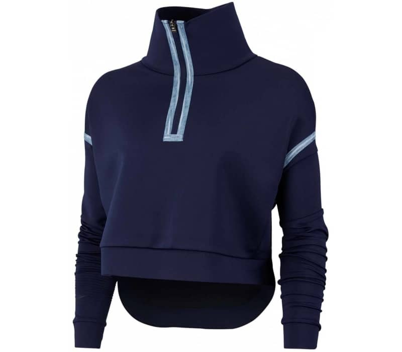 City Ready 1/4 Zip Women Long Sleeve
