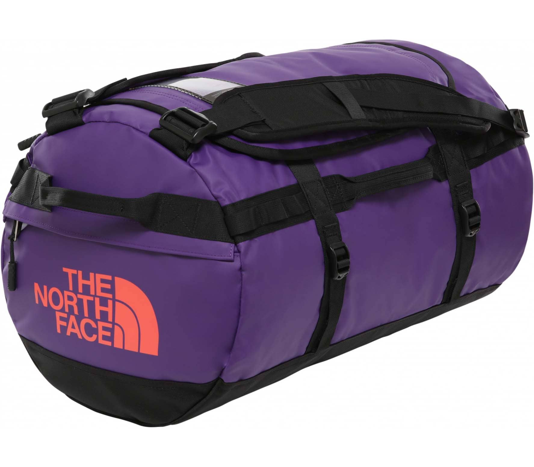 Unisex Bolsa Base Face Camp Morado North Duffel The ywmnv8ON0