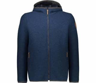 CMP Fix Hood Men Fleece Jacket