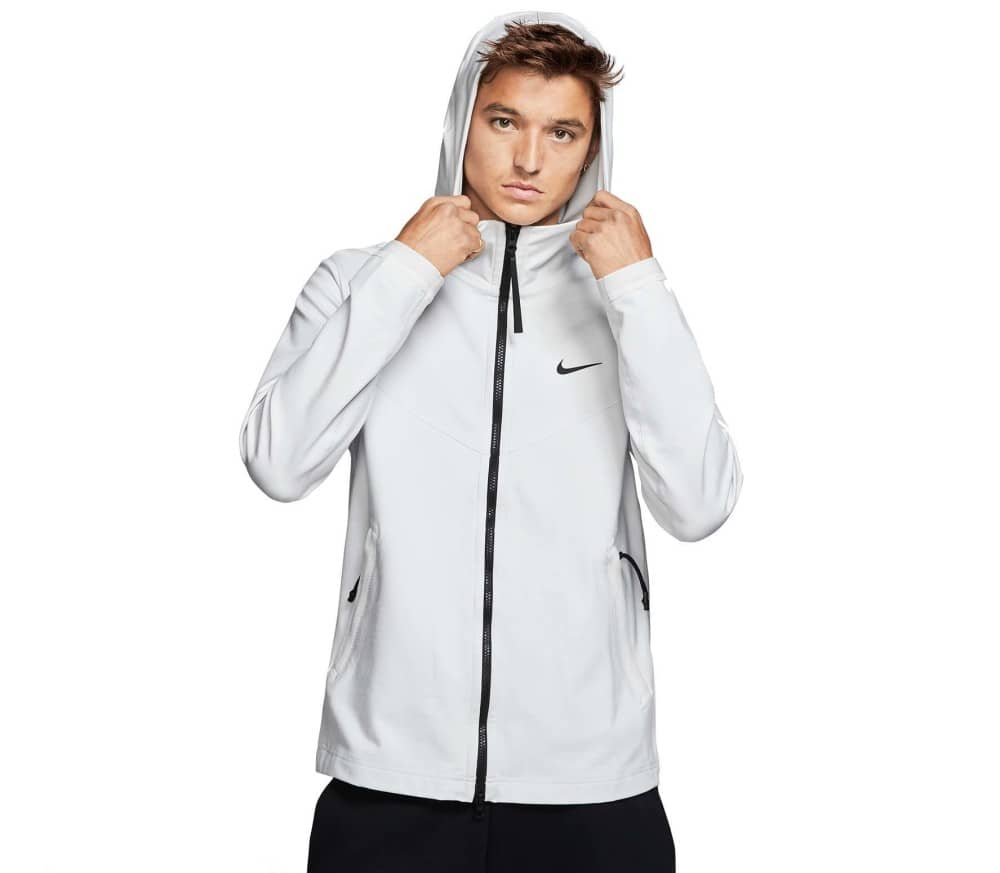 Tech Pack Men Zip-up Sweathirt