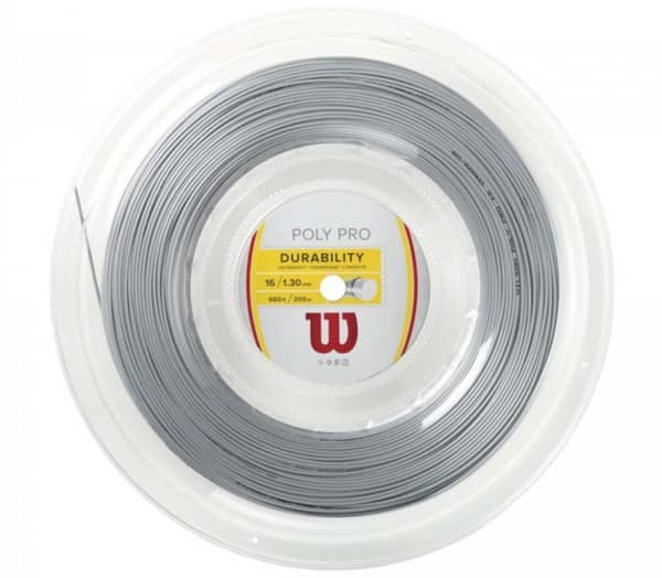 WILSON Poly Pro 200m String reel - 1