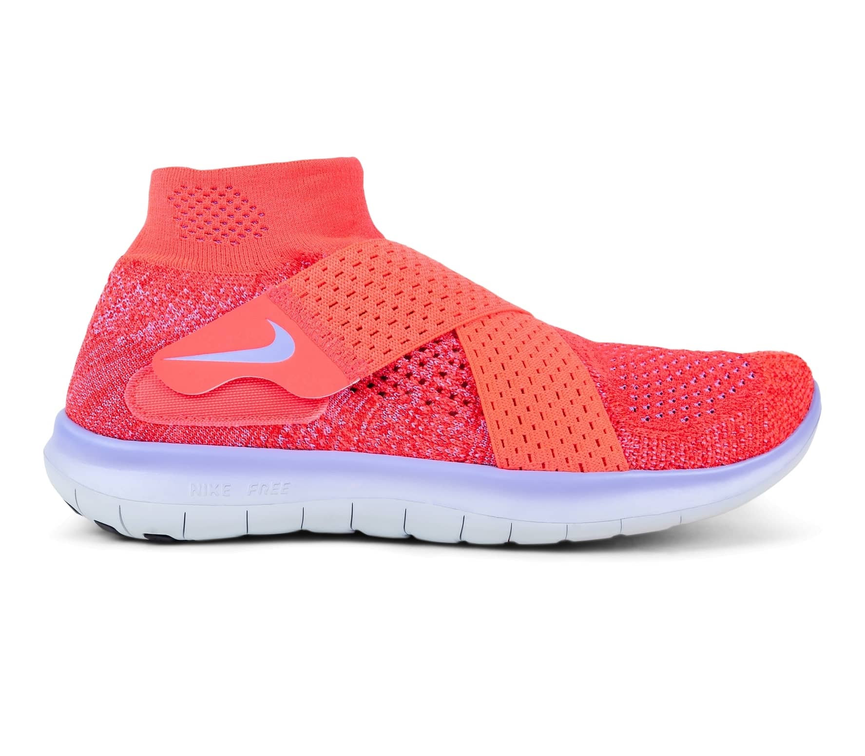 detailed look d02ee 72c53 Nike - Free RN Motion Flyknit 2017 zapatillas de running para mujer (rosa)